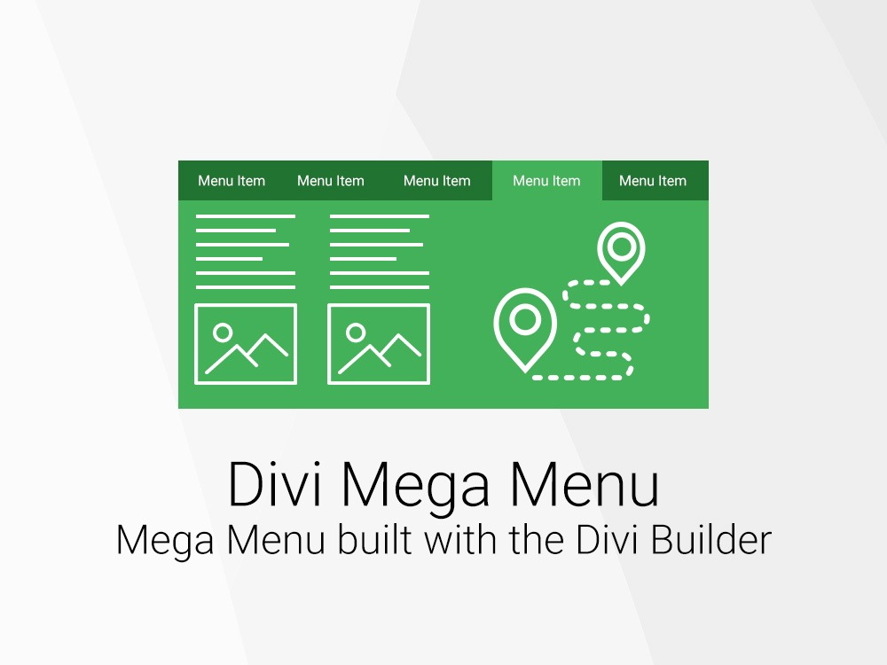 Divi mega menu divi engine - Divi mobile menu ...