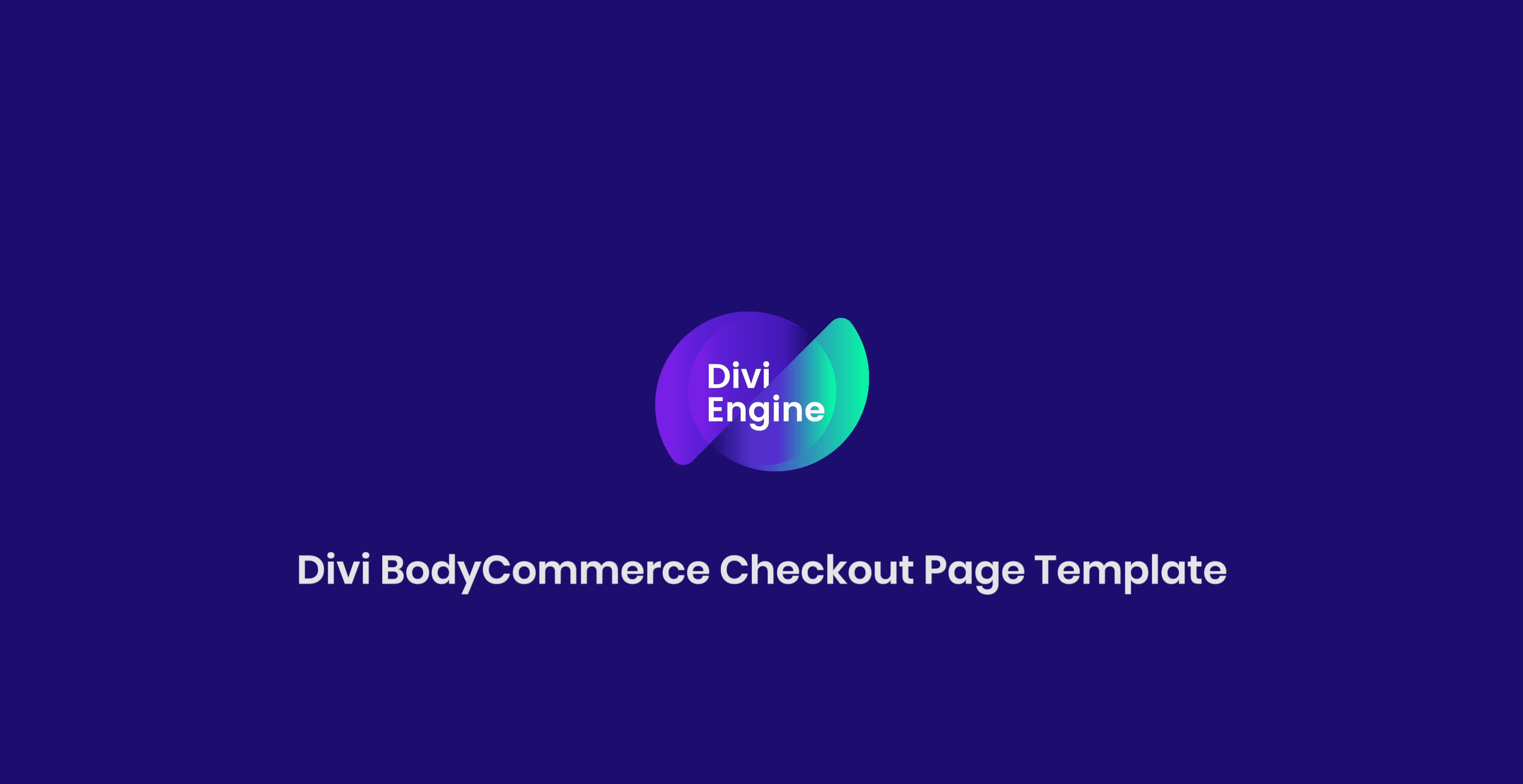 Divi BodyCommerce