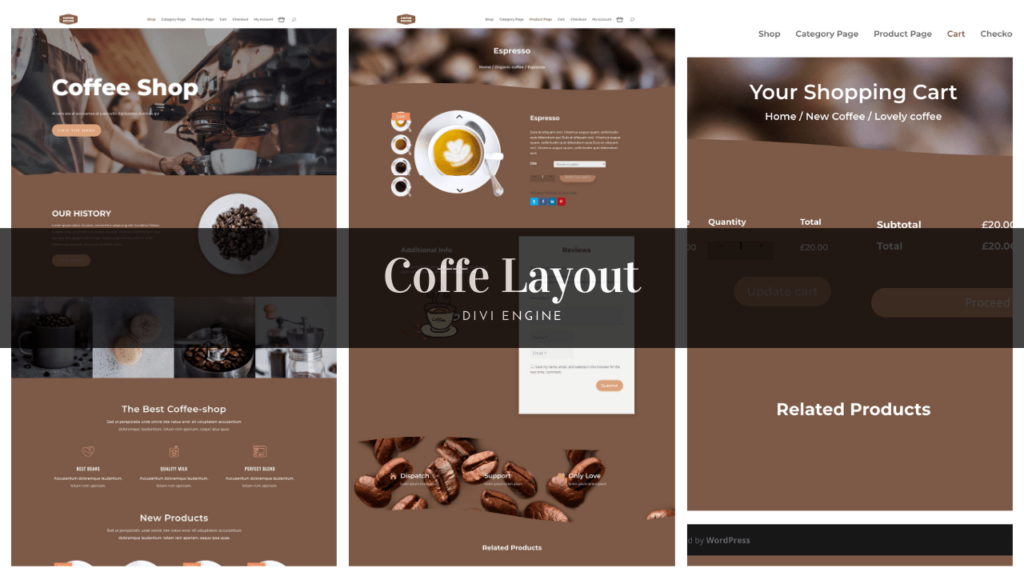 Coffee Bodycommerce - Featured