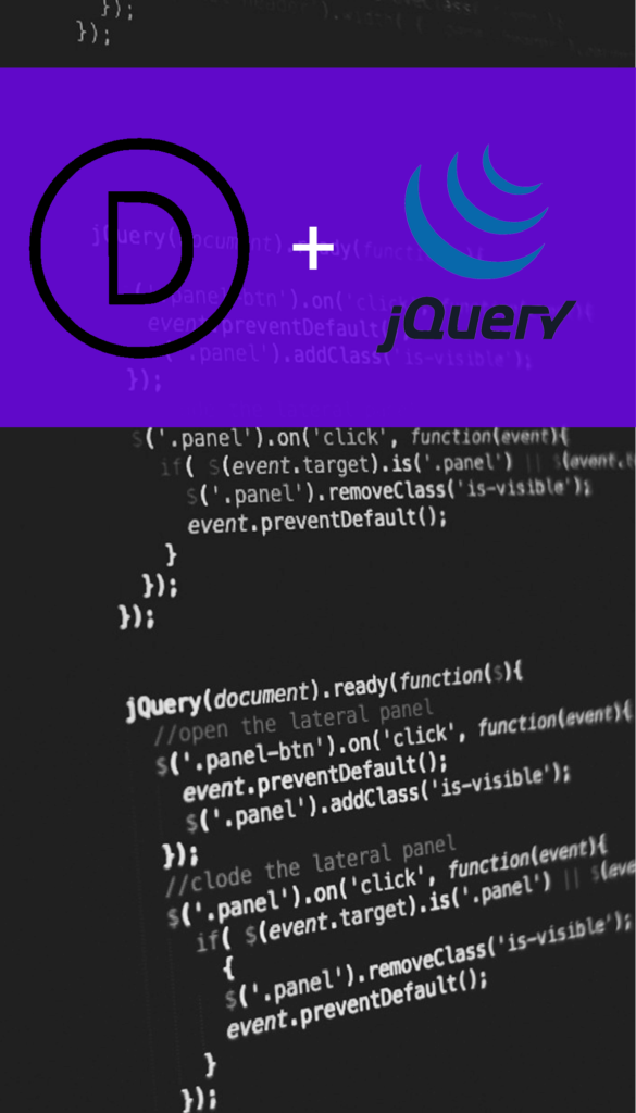 Divi and jQuery