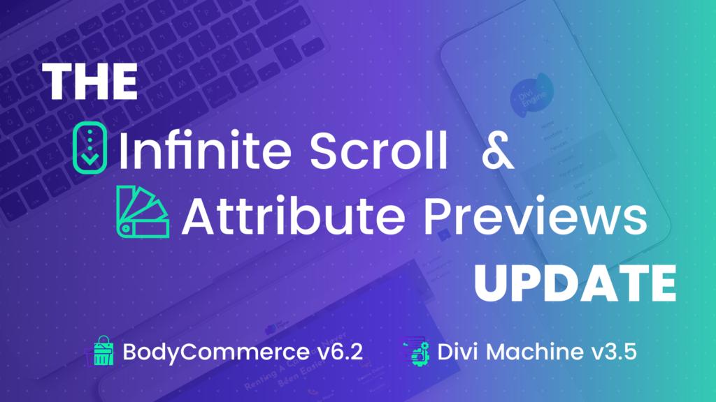 Divi Infinite Scroll Update