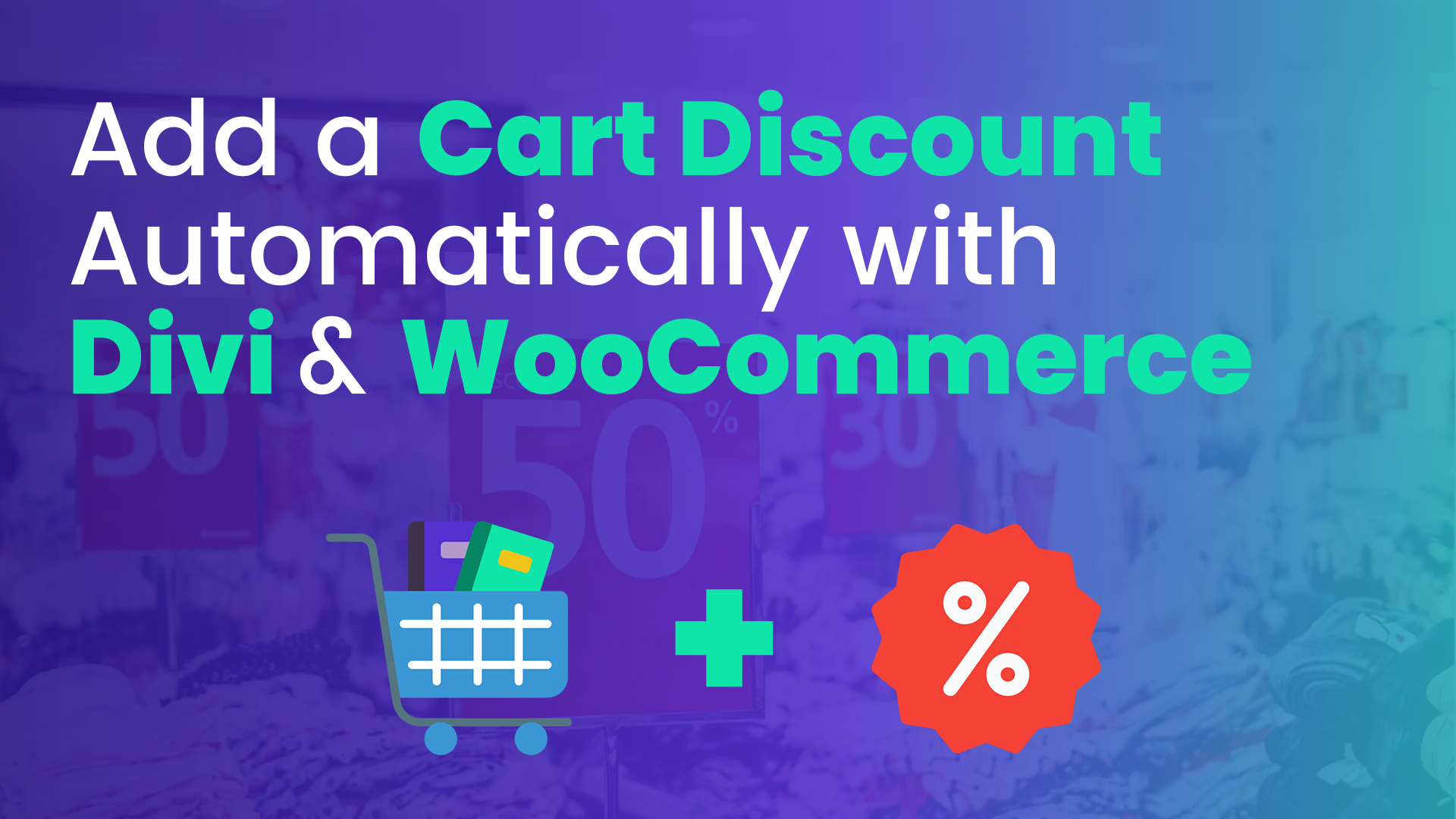 How to Add a WooCommerce Discount Automatically at Checkout (2 Methods)